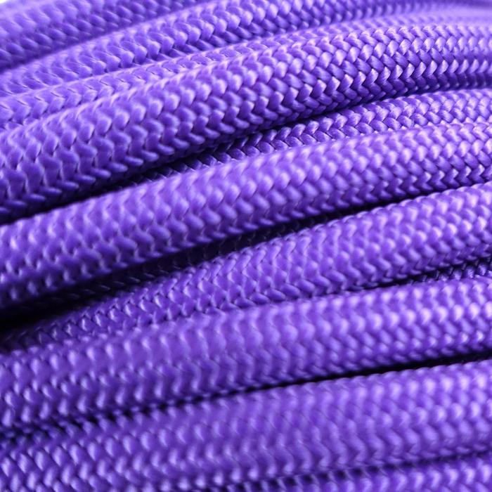 CORDE A DOUBLE DRY 7.5 mm x 20 m - RANDO DRY violette
