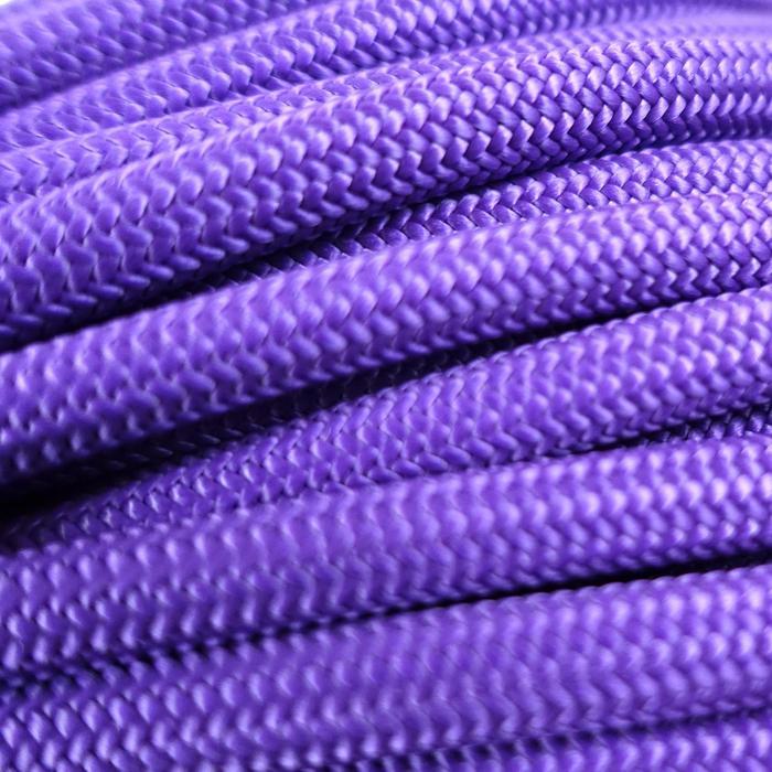 Cuerda Rando Escalada Simond Dry 7,5 mm x 20 m Violeta Doble Gemela