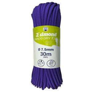 corde rando dry 7.5 30m simond 2018