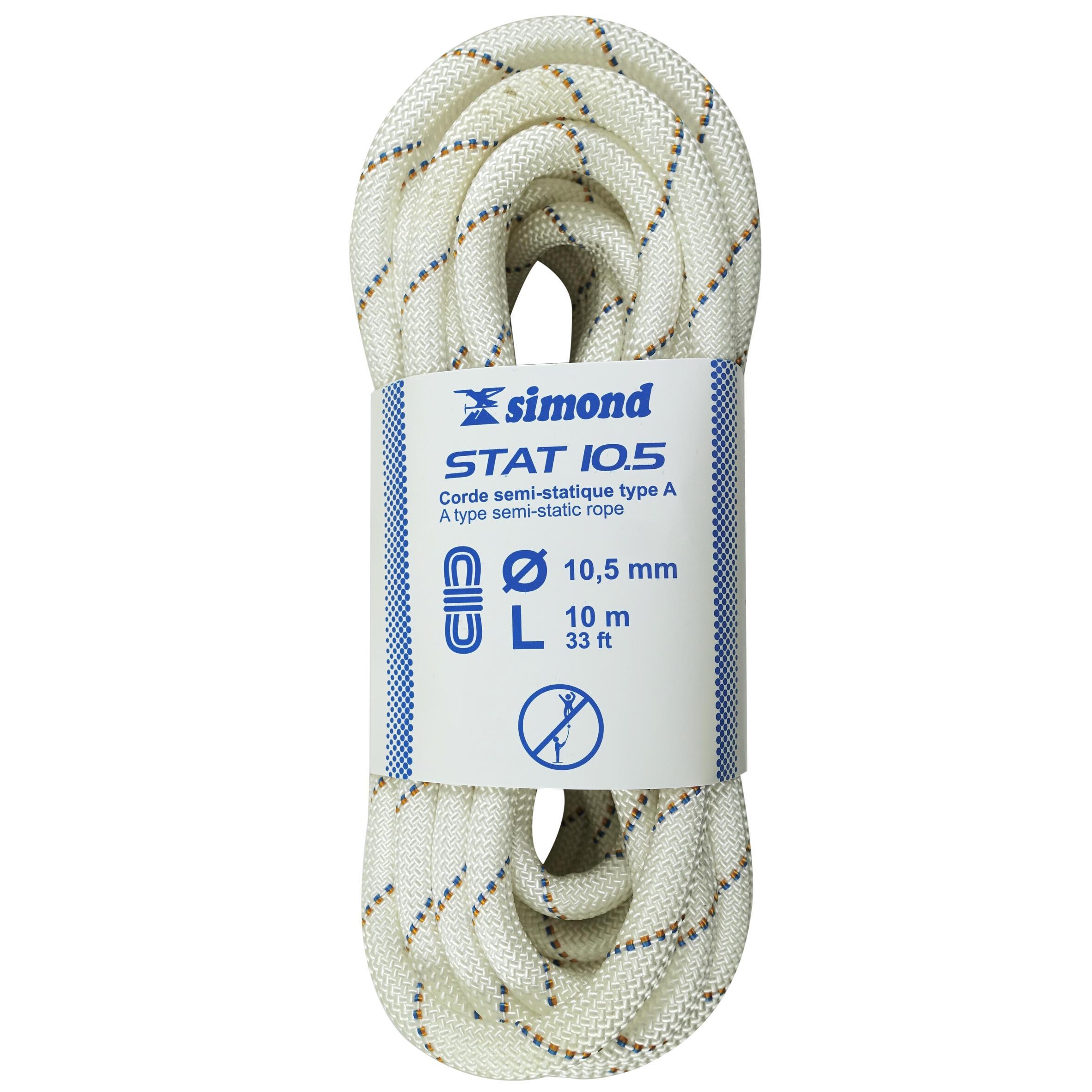 Static Rope - 10.5...