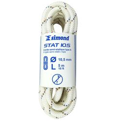 Corde Semi-Statique STAT 10,5mm x 5m