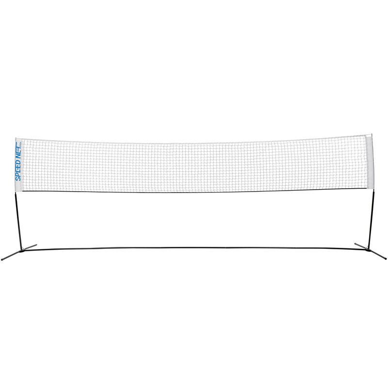Red Bádminton/Tenis (Postes + Bolsa) Perfly Speednet 500 5m