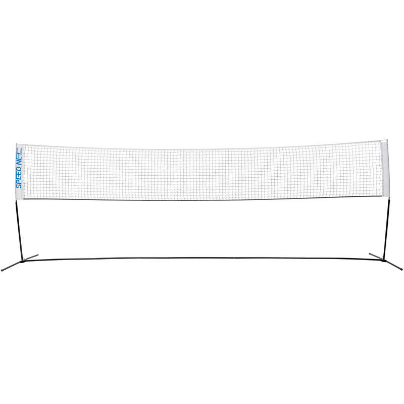 SET/UTRUSTNING FÖR BADMINTON Racketsport - SPEEDNET 500 PERFLY - Badmintonutrustning