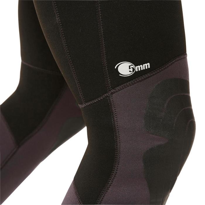 Pantalon Combinaison Chasse sous-marine 5mm Eau temperée Plush
