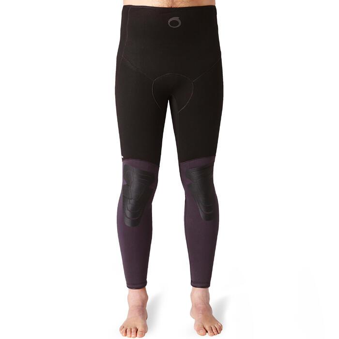Pantalon Combinaison Chasse sous-marine 5mm Eau temperée Plush - 1331819