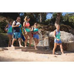 Beachvolleybal topje BV 500 groen