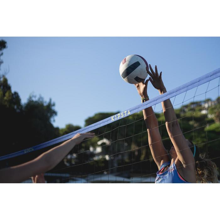 Débardeur de beach-volley femme BV 500 vert - 1331864