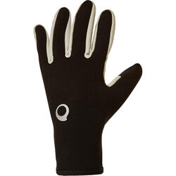 Guantes Buceo Subea SPF 500 2 mm Reforzados Supratex Adulto Negro