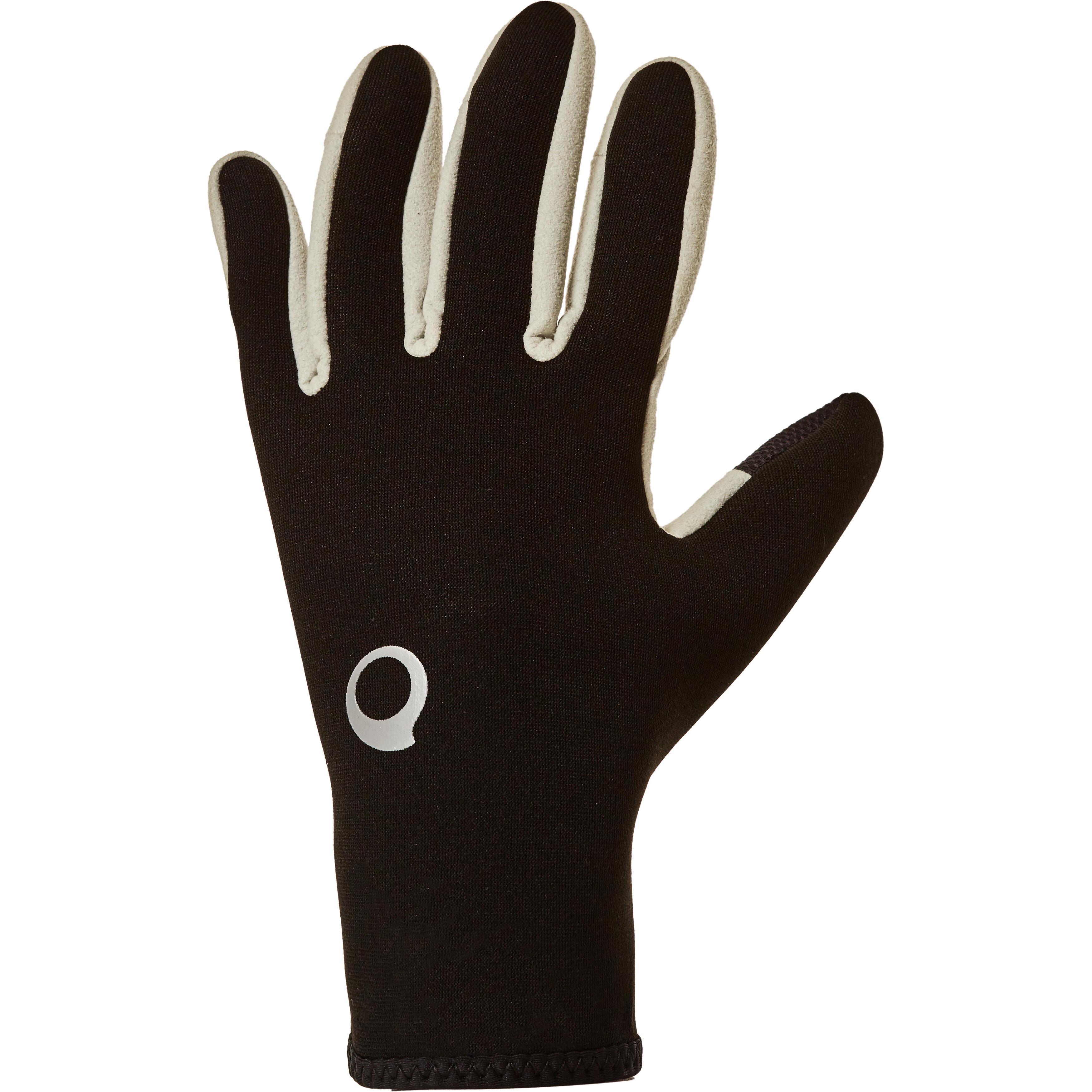 Subea Verstevigde handschoenen voor harpoenduiken SPF 2 mm