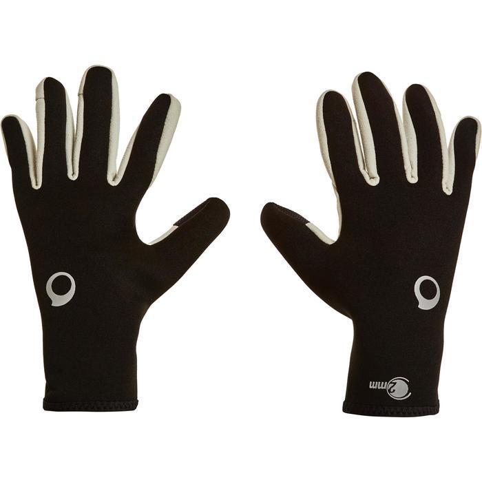 Handschoenen voor harpoenvissen SPF 500 2 mm Supratex versteviging
