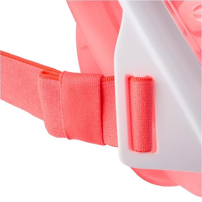 Easybreath Surface Snorkelling Mask coral