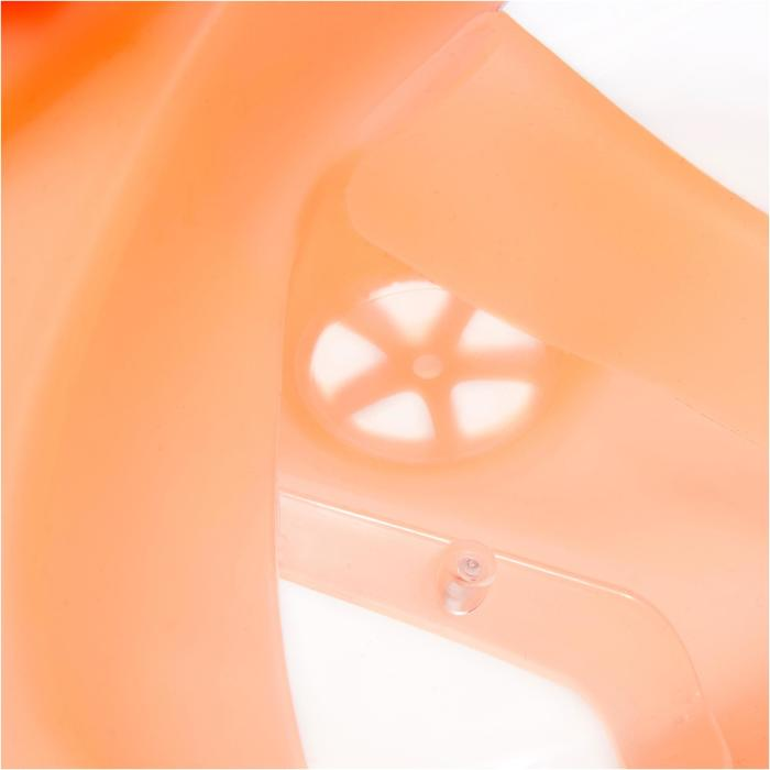 Schnorchelmaske Easybreath orange