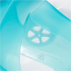 Masque de plongée en surface Easybreath turquoise