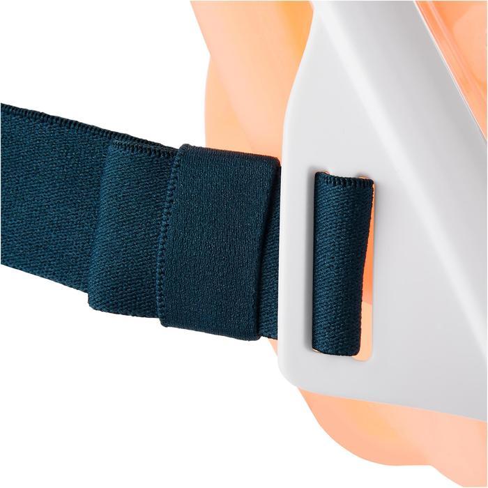 Snorkelmasker Easybreath oranje