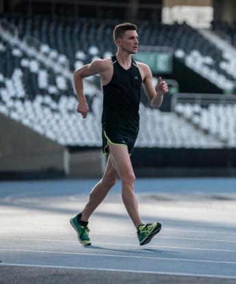 posture marche athlétique