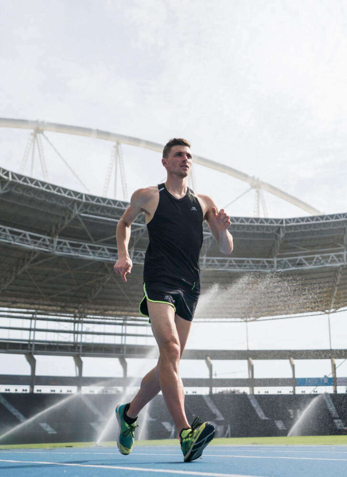 Using interval training to slash your race walking PBs