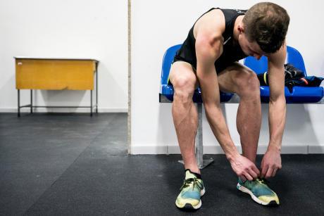 augmenter sa vitesse en marche athlétique
