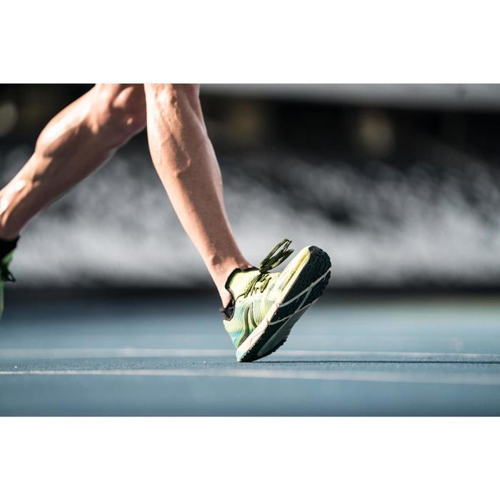Chaussures marche athlétique RW 900 jaune / bleu - 1332102