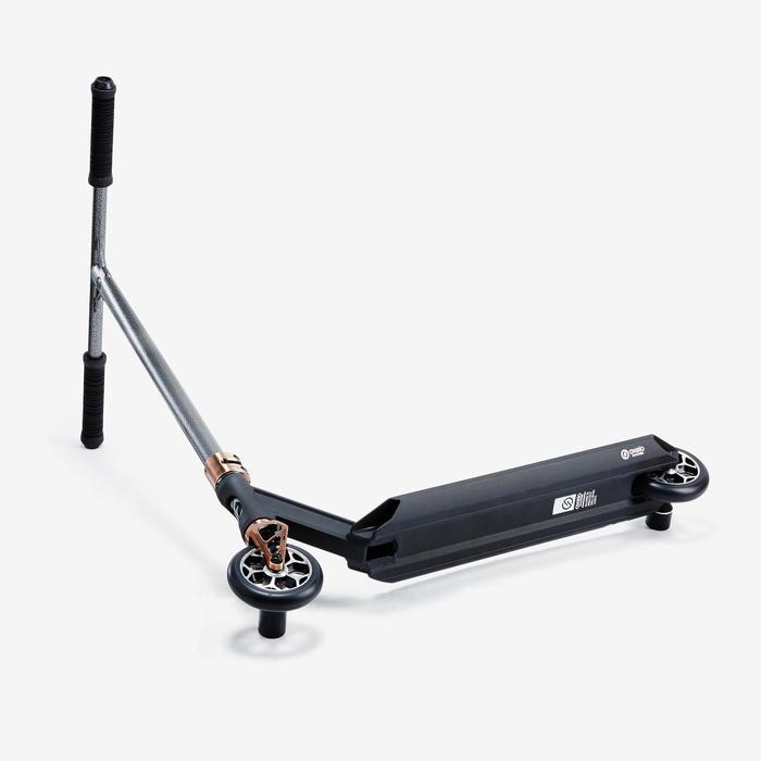 Stunt-Scooter Freestyle MF3.6 V5 schwarz/kupfer
