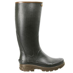 RENFORT 500 HUNTING Rubber Boots GREEN