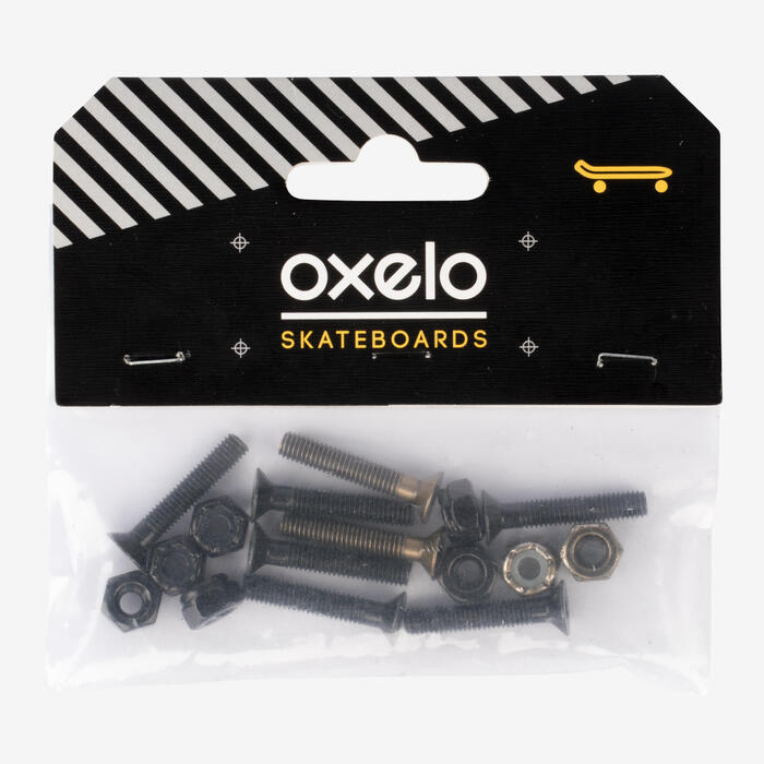 Set schroeven voor skateboard SW500