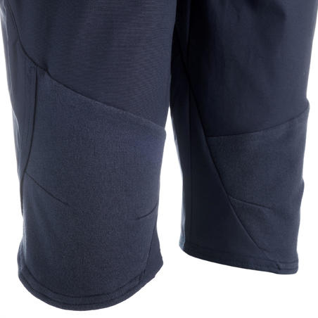 NH500 Fresh Women's Cropped Country Walking Trousers - Navy