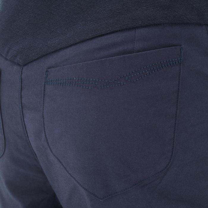 Dameskuitbroek voor natuurwandelen NH500 marineblauw