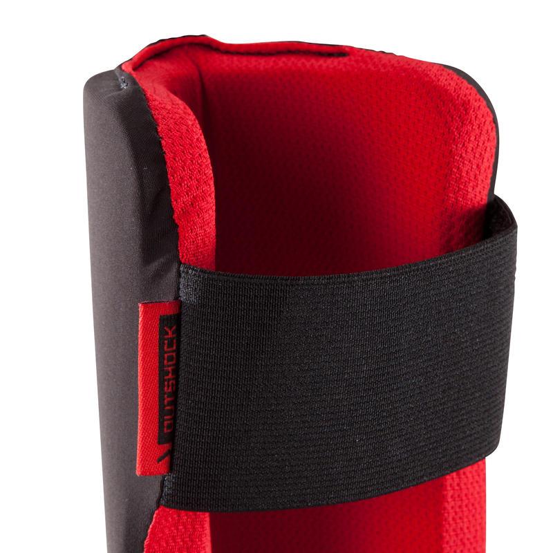 100 Beginner Savate Boxing, Martial Arts and Full Contact Karate Shin Guard