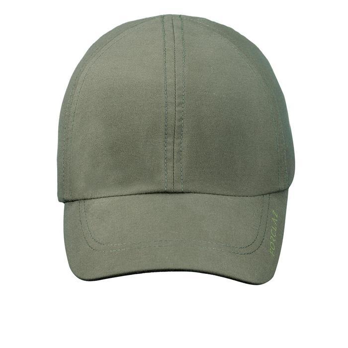 Schirmmütze Trekking 100 grün