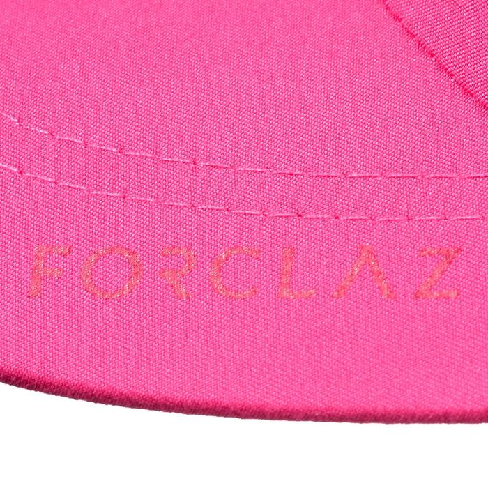 Schirmmütze Cap Trekking 100 rosa