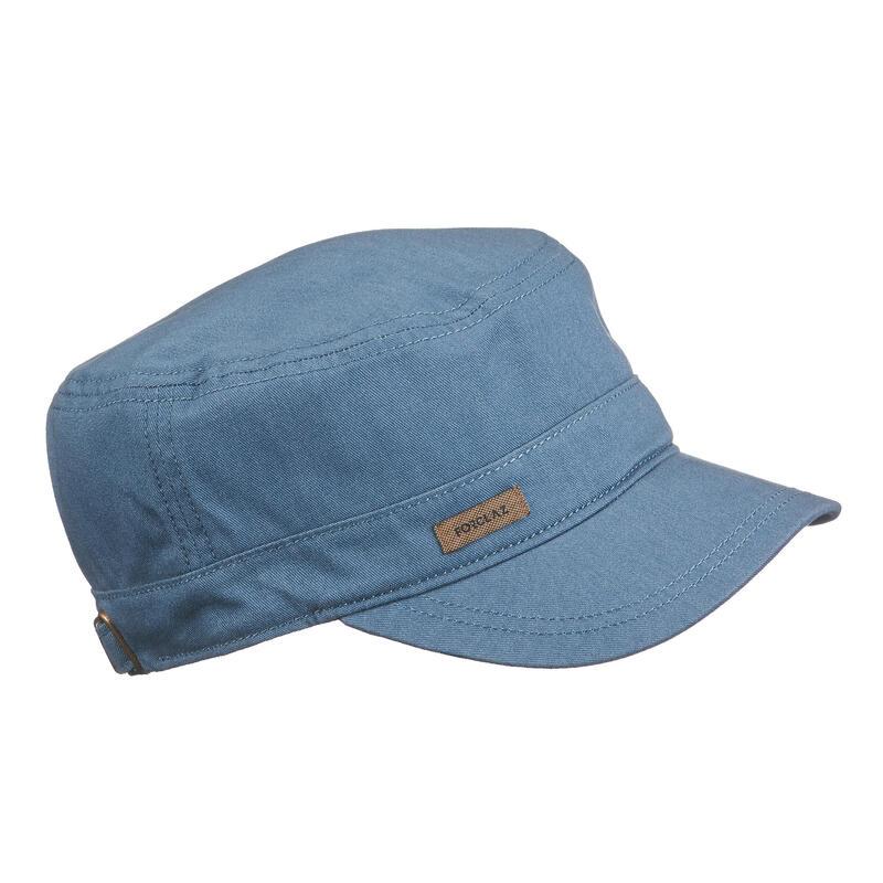 Șapcă Trekking călătorie Travel 500 Albastru