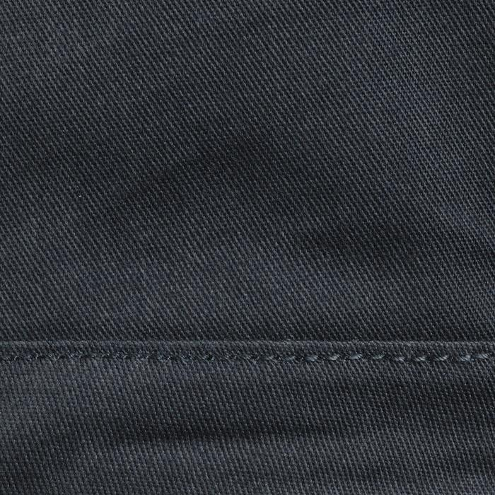 旅行健行帽Trek 500-深灰色