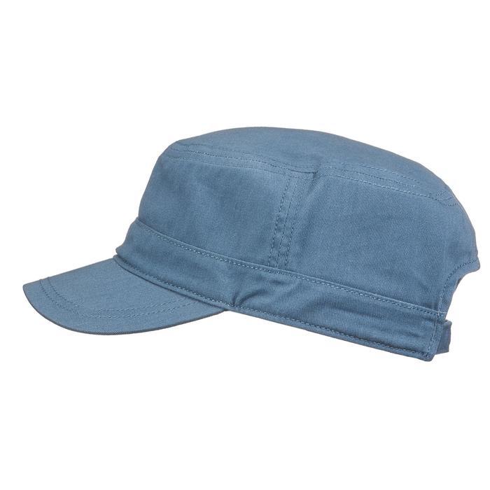 Schirmmütze Cap Trekking 500 blau