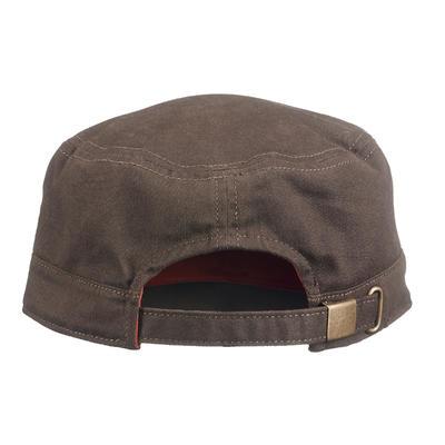 כובע מצחייה לטיולים 500- חום