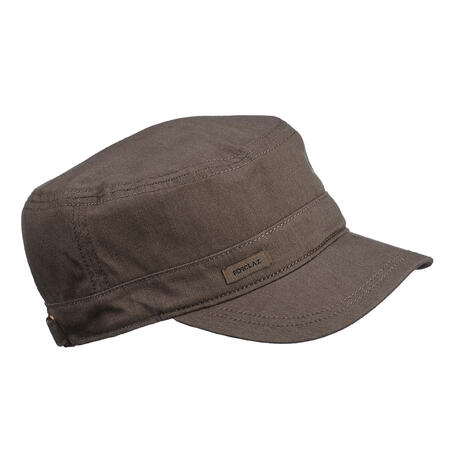 Travel 500 Travel Trekking Cap Brown