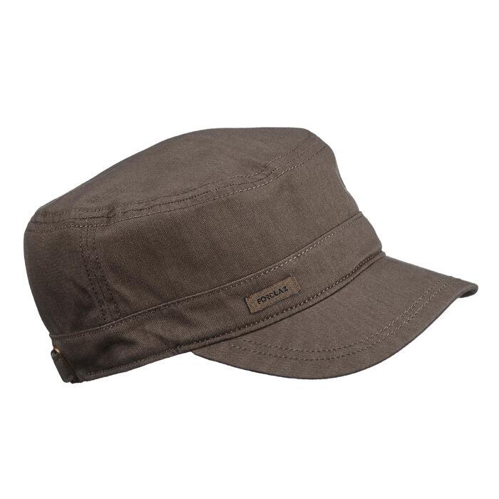 Schirmmütze Cap Travel 500 braun