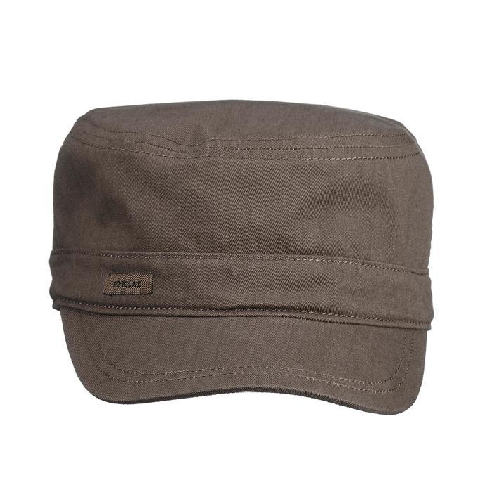 Pet voor backpacken Travel 500 bruin