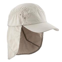 TREK 900 mountain trekking cap beige