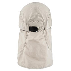Trek 900 Mountain Trekking Anti-UV Cap - Beige
