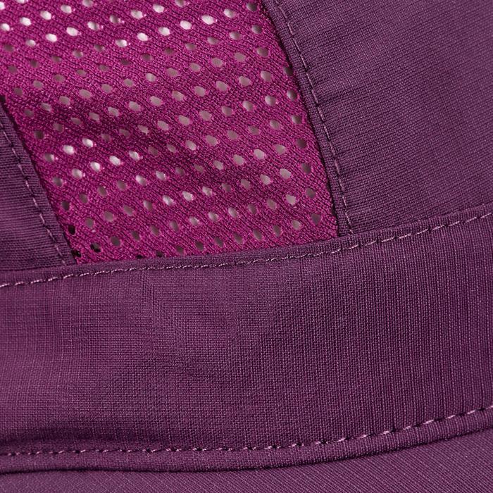 Schirmmütze Trek 700 violett