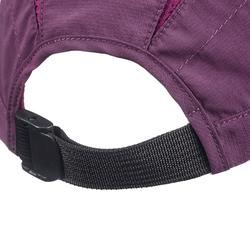 Casquette de Trekking montagne ventilée - TREK 500 violet