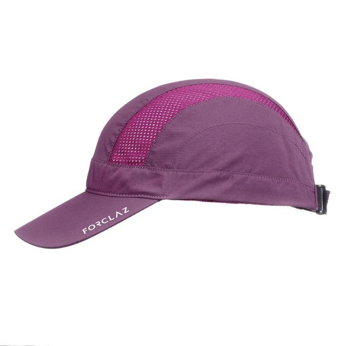 Casquette de Trekking montagne TREK 700 violet