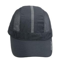 Gorra de trekking en montaña TREK 700 gris oscuro