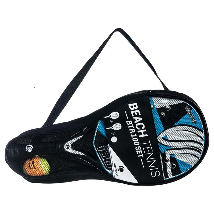 set raquettes Beach Tennis BTR 100 - 1332444