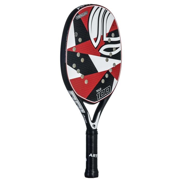 set raquettes Beach Tennis BTR 100
