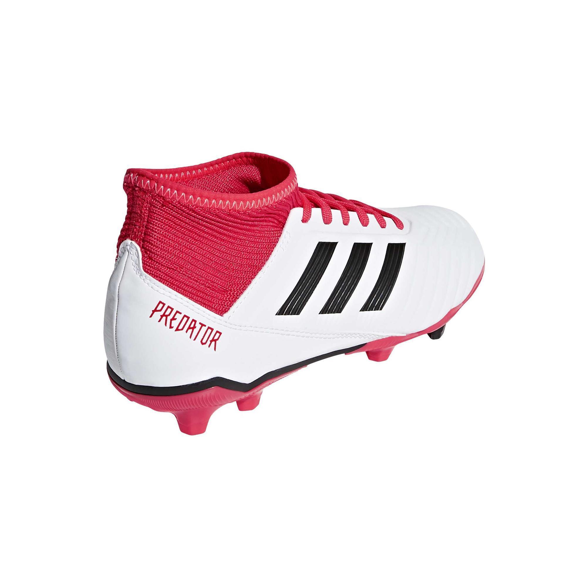 meet f0689 94657 Noire Football Adidas Enfant 18 De 3 Decathlon Fg Chaussure Predator  nqRq7xXdwp