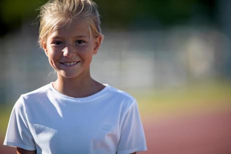 por que as crianças devem praticar desporto