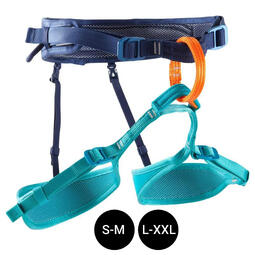 ROCK HARNESS BLUE