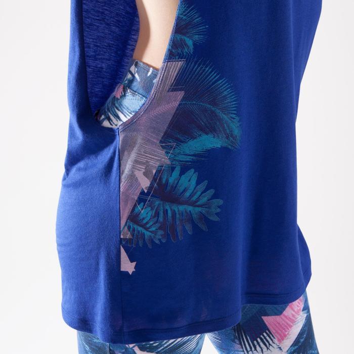 T-shirt sans manche de danse femme - 1332580