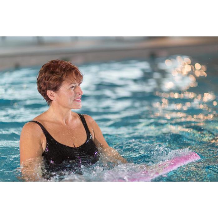 Badeanzug Aquagym figurformend Mary Damen schwarz